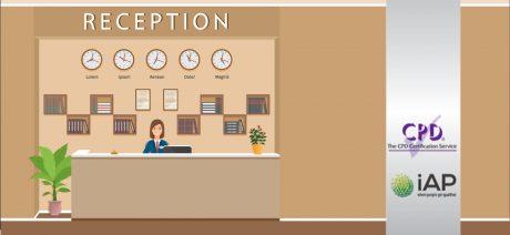 Professional Receptionist Training