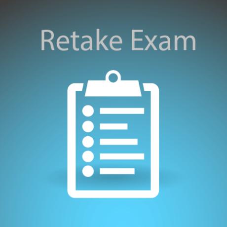 retake-exam