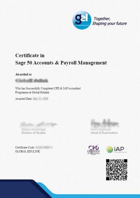 REED-GEL-Certificate