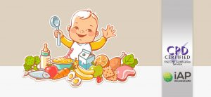 Certificate in Essential Training in Children's Nutrition and Behaviour