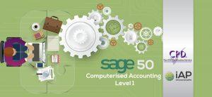 Sage 50 Computerised Accounting Level 1