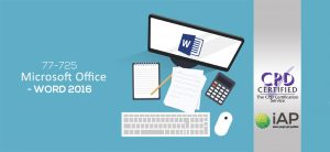 Microsoft 77-725 - Microsoft Office - Word 2016 - Live Practice Lab