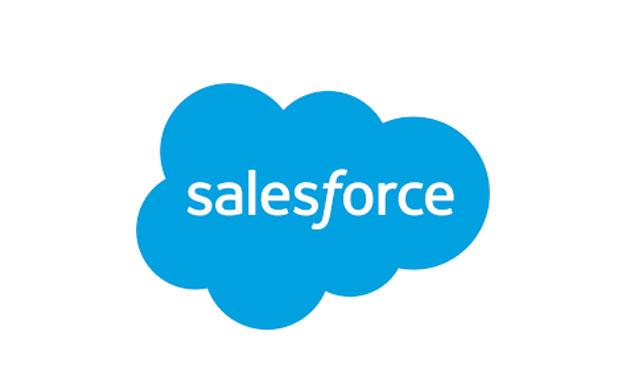 salesforce logo image