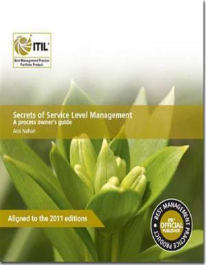 ITIL Secrets of service level management