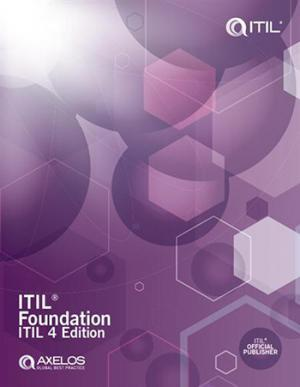 ITIL Foundation ITIL Edition