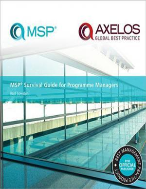 MSP Guide for Programme Managers