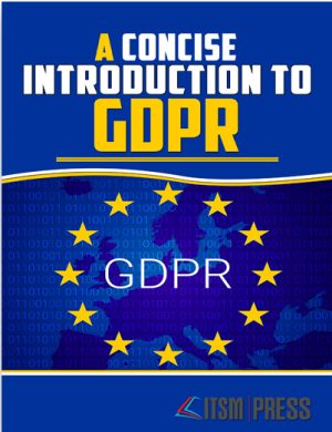 a concise introduction to GDPR