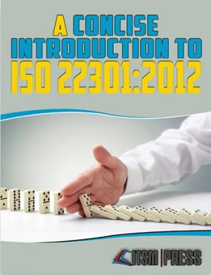 A Concise Introduction to ISO 22301:2012