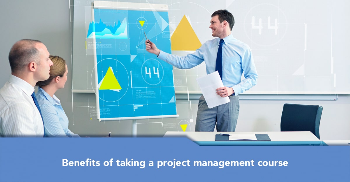 Featured Benefits of taking a project management course