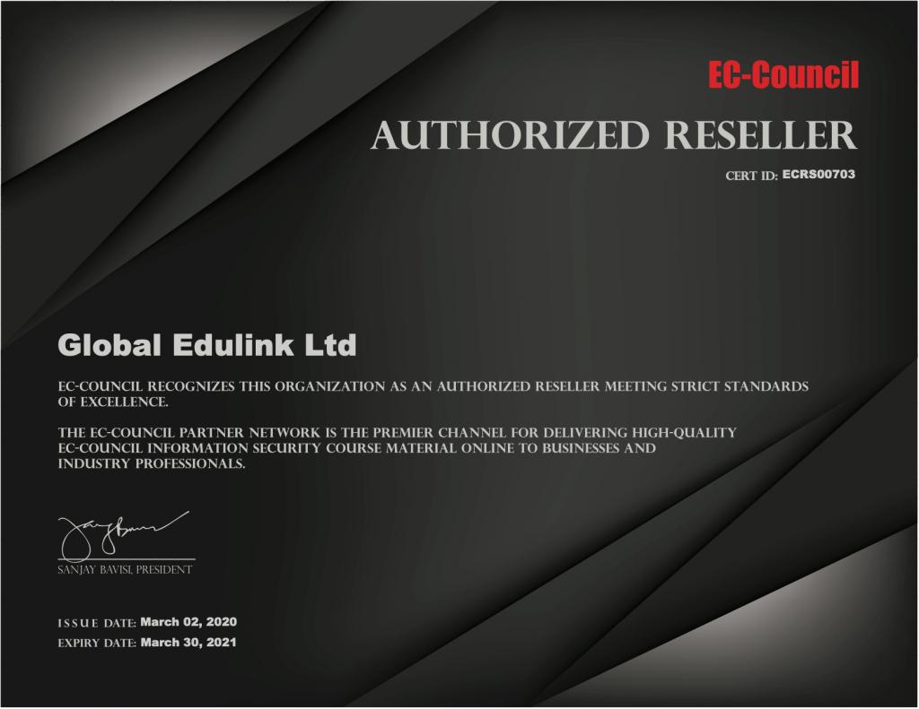 ECC-Reseller-Certificate