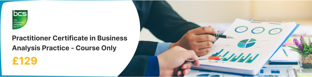 Practitioner Certificate in Business Analysis Practice - Course Only