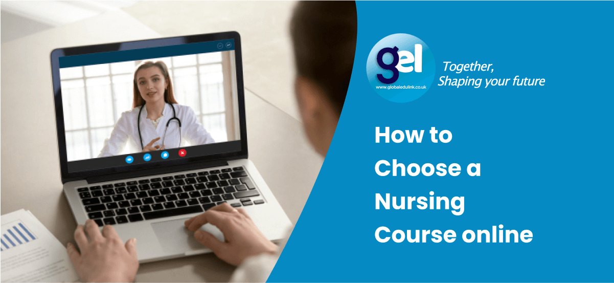 How to choose a nursing course online